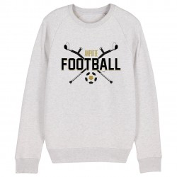 Sweat-Shirt Amputee Football