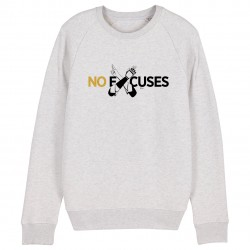 Sweat-Shirt No Excuses