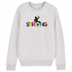 Sweat-Shirt Strong