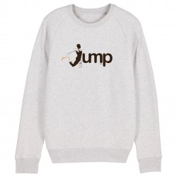 Sweat-Shirt Jump