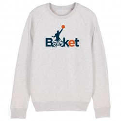 Sweat-Shirt Basket fauteuil